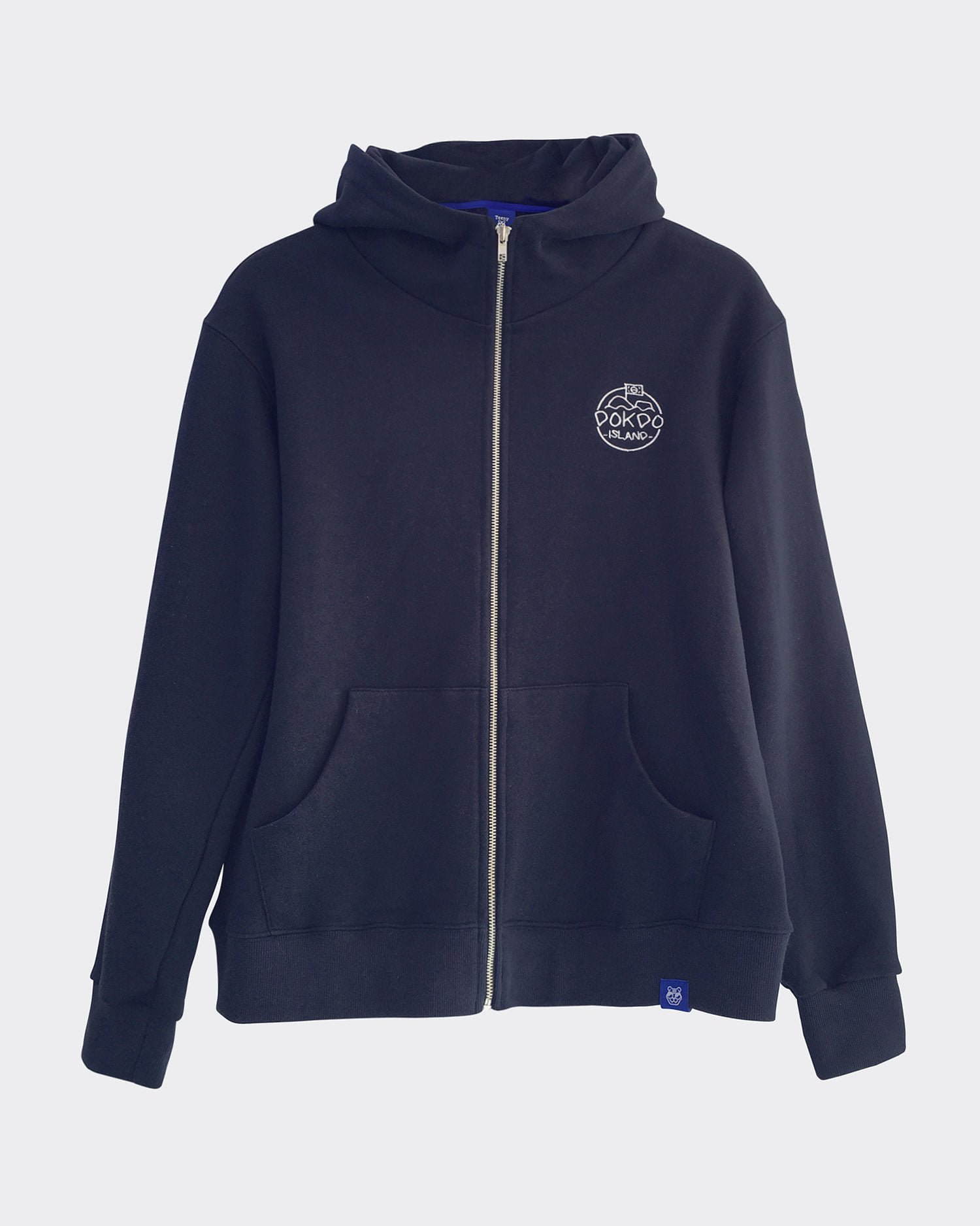 도시 후드집업-독도 City hood zip-up-Dokdo (Navy)